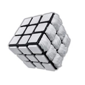 白いルービックキューブ|toystadiumookawaya