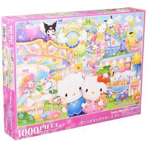 ジグソーパズル 1000ピース サンリオキャラクターズ ドリーミングパーク49×72cm 31-493 送料無料|toystadiumookawaya