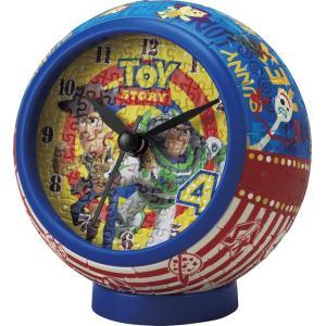 ジグソーパズル 145ピース パズルクロック TOY STORY4(トイ・ストーリー4) アメリカンポップ 直径10×高さ10cm 2401-06 送料無料 toystadiumookawaya
