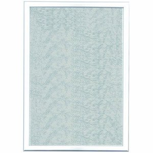 ジグソーパズル用 アルミ製フレーム マイパネル ホワイト No.3-P 18.2×51.5cm 18006-0302 【ラッピング不可】|toystadiumookawaya