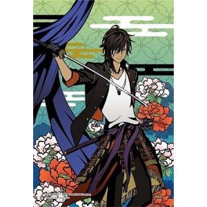 「刀剣乱舞―ONLINE―」より個性豊かな刀剣男士たちが 花札をモチーフとした和風ステンドグラス調に...