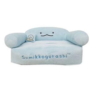 すみっコぐらし ソファー型ティッシュカバー とかげ 全長25cm|toystadiumookawaya