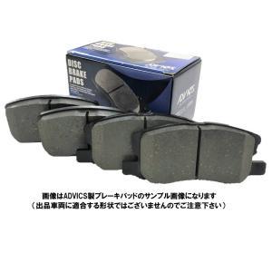 ブレーキパッド アルテッツア ジータ  GXE10W  SN854P リヤセット 送料無料 新品|tpc3388