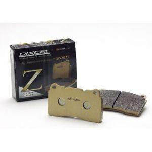 ブレーキパッド  FUGA フーガ Y51 KNY51 09/11〜 前後ブレーキパッド DIXCEL ディクセル Z タイプ 送料無料税込 品番 Z-321462,Z-325488|tpc3388