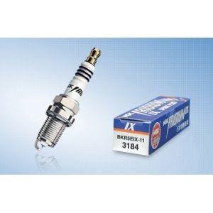イリジウムプラグ  フォルクスワーゲン ポロ POLO VW  イリジウムIX IRIDIUM スパークプラグ 1台分 NGK製  送料無料税込 品番 BKR6EIX-11|tpc3388