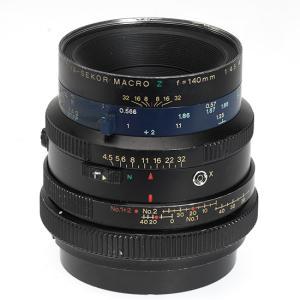 中古品 MAMIYA RZ 140mm F4.5W-MACRO(RZ67用レンズ)|tpc