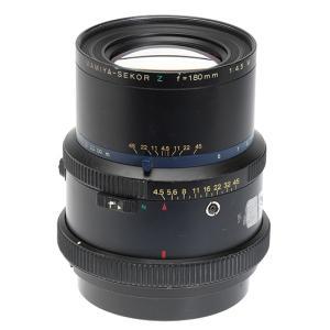 中古品 MAMIYA RZ 180mm F4.5W-N(RZ67用レンズ) tpc