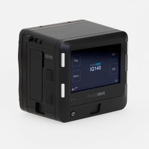 中古品 PhaseOne IQ140 デジタルバック M(XF)マウント|tpc
