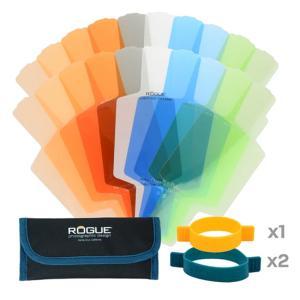 ローグ(ROGUE)・ v3 カラーコレクションフィルターキット(クリップオンストロボ用 フィルターキット)|tpc