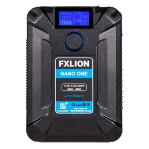 FXLION VマウントバッテリーNANO ONE(ナノ ワン) 14.8V 50Wh|tpc