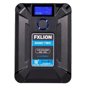 FXLION VマウントバッテリーNANO TWO(ナノ ツウ) 14.8V 50Wh|tpc