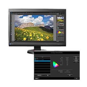 EIZO エイゾー キャリブレーション対応液晶カラーモニター ColorEdge CS230-CN ColorNavigetor付 tpc