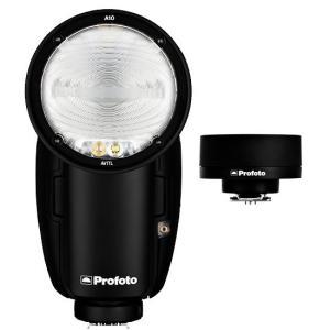 Profoto コンパクトフラッシュ A10 オフカメラキット(Off Camera kit)C(CANON用)901240|tpc