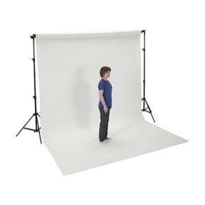 バック紙撮影セット Lサイズ(w2.7m x 11mバック紙 白付き) tpc