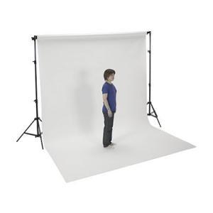 バック紙撮影セット Lサイズ ストロボライト3灯セット(バック紙2.7x11m白付き)|tpc|04