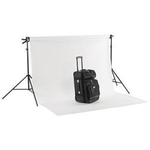 バック紙撮影セット Mサイズ ストロボライト 2灯セット(バック紙1.75x2.7m白付き)|tpc|02