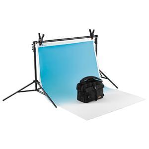 グラペ撮影セット Sサイズ(w1.1m x 1.6mフォトグラPグラデーション ブルー付き) tpc