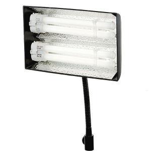 ミニバック撮影セットSサイズ ボックス蛍光ライト付き(w1.35mm x 5.55mバック紙 白 付き)|tpc|02