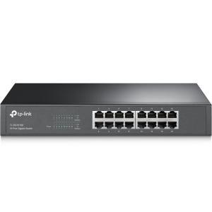 120ヵ国絶賛-Giga対応16ポートスイッチングハブ金属筺体 永久無償保証 TP-Link 10/100/1000Mbps TL-SG1016D スイッチ 最新版|tplink