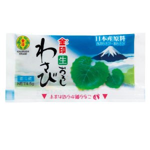 金印/生おろしわさび 4.5g×100個 (RB-12)