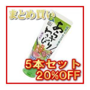 """マルイ/あらぎりわさび""""醤油味"""" 42gチューブ (630) 【5本セット】"""