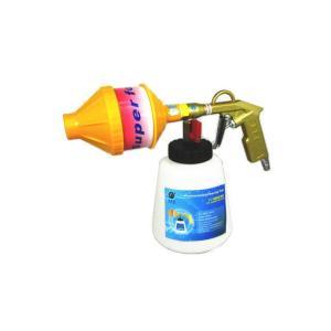 洗車 発泡噴射 タンク付 エアーフォームガン 掃除 ゴールド|tradewingjapan