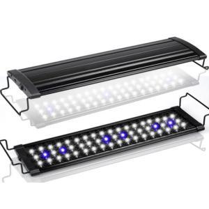 水槽用照明 129発LED 90cm〜125cm アクアリウムライト LED900