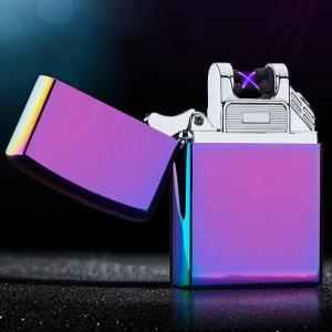 TRADE WING 改良版 プラズマライター 電子ライター USB充電式 ダブルプラズマ|tradewingjapan