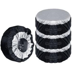 タイヤカバー タイヤ 収納 に便利!63cm×30cm 収納ケース付き|tradewingjapan