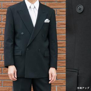 HAI-VASERON 春夏秋 ダブル4ツボタンフォーマルスーツ 6000|tradhousefukiya