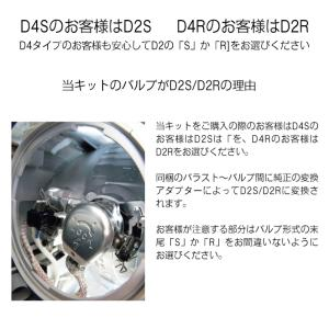55W パワーアップ HIDキット D2C D2R D2S D4R D4S  6000k 8000k 12000k 純正変換アダプター付 フィリップス製グラスジャケット採用 オスラム社同様PEI採用|tradingtrade|15