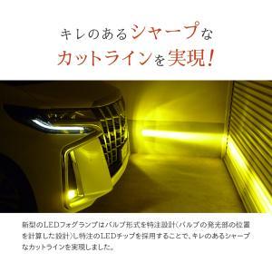 HID屋 LED フォグランプ H8 H9 H11 H16 HB4 爆光 10110lm イエロー 3000k ホワイト 6500k 車検対応 フォグ 日本製 LEDチップ搭載 tradingtrade 11