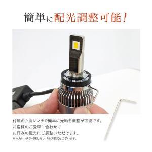 HID屋 LEDヘッドライト H7 H8 H9 H11 H16 H10 HB3 HB4 HIR2 爆光 10110lm 6500k 車検対応 ホワイト フォグランプ使用可能 日本製 LEDチップ搭載 tradingtrade 15