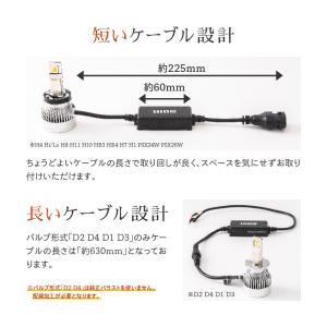 HID屋 LEDヘッドライト H7 H8 H9 H11 H16 H10 HB3 HB4 HIR2 爆光 10110lm 6500k 車検対応 ホワイト フォグランプ使用可能 日本製 LEDチップ搭載 tradingtrade 17