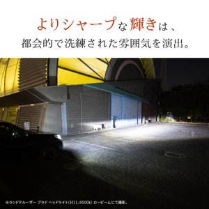 HID屋 LEDヘッドライト H7 H8 H9 H11 H16 H10 HB3 HB4 HIR2 爆光 10110lm 6500k 車検対応 ホワイト フォグランプ使用可能 日本製 LEDチップ搭載 tradingtrade 03