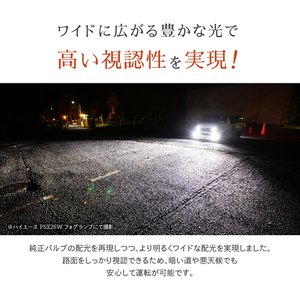 HID屋 LEDヘッドライト H7 H8 H9 H11 H16 H10 HB3 HB4 HIR2 爆光 10110lm 6500k 車検対応 ホワイト フォグランプ使用可能 日本製 LEDチップ搭載 tradingtrade 04