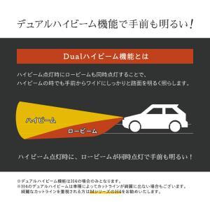 HID屋 LEDヘッドライト H7 H8 H9 H11 H16 H10 HB3 HB4 HIR2 爆光 10110lm 6500k 車検対応 ホワイト フォグランプ使用可能 日本製 LEDチップ搭載 tradingtrade 06