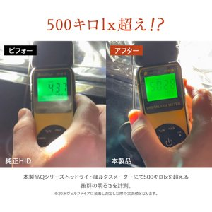 HID屋 LEDヘッドライト H7 H8 H9 H11 H16 H10 HB3 HB4 HIR2 爆光 10110lm 6500k 車検対応 ホワイト フォグランプ使用可能 日本製 LEDチップ搭載 tradingtrade 08