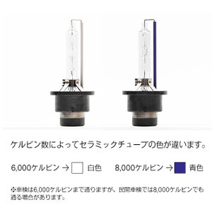 35W D2R/D2S 純正交換HIDバルブ 6000K/8000K|tradingtrade|07