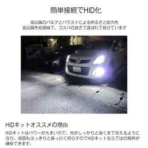 24%OFF HID H4 キット 35W H4Hi/Lo ショートタイプ スライド HIDキット HIDライト リレー付き 4300K 6000K 8000K|tradingtrade|03