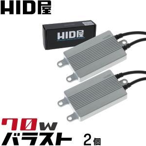 HID屋 70W TYPE-SSS バラストキット(2個)超薄型13mm【送料無料】【完全保証】|tradingtrade