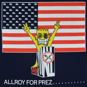ALL Allroy For Prez Tシャツ|tradmode|05
