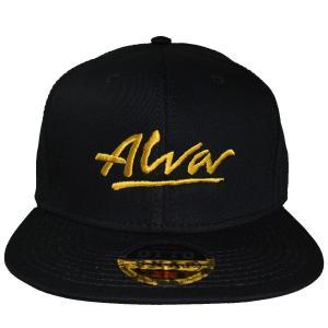 ALVA OG Logo スナップバックキャップ|tradmode