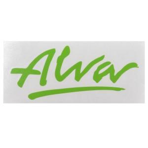 ALVA '77 OG Logo デカール ステッカー GREEN|tradmode