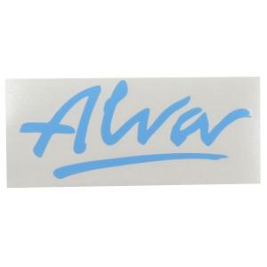 ALVA '77 OG Logo デカール ステッカー SAX|tradmode