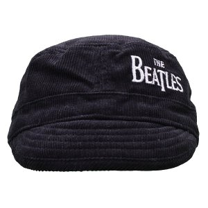 THE BEATLES Cord Drop Hat キャップ|tradmode