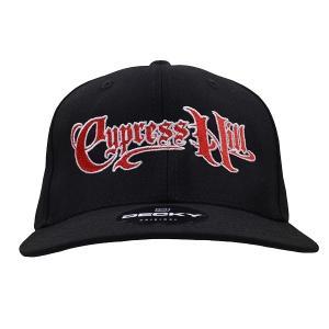 CYPRESS HILL Script Logo スナップバックキャップ|tradmode