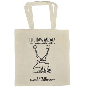 B品 DANIEL JOHNSTON Hi How Are You トートバッグ|tradmode