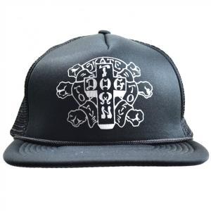 DOGTOWN Hat Mesh Flip SK8 To Live キャップ tradmode