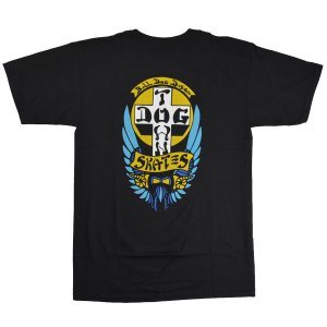 DOGTOWN BULLDOG 1976 Colorway Tシャツ BLACK|tradmode